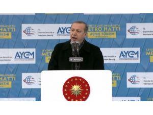 """Erdoğan: İsteğimize Adım Adım Yaklaşıyoruz"""""""