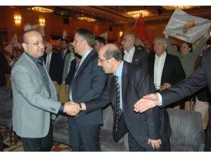 Akdoğan'dan Muhalefete Hdp Göndermesi