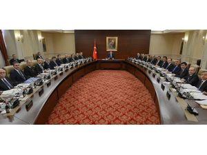 Cumhurbaşkanlığı Sarayında Üçüncü Toplantı