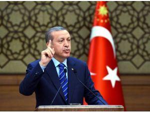 Erdoğan Hdp'ye Yönelik Saldırıyı Kınadı
