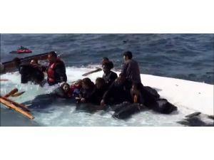 Ege'de Bir Göçmen Faciası Daha: 4 Ölü