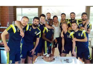 Fenerbahçe'de Çifte Kutlama