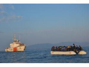 5 Günde 513 Kaçak Göçmen Kurtarıldı