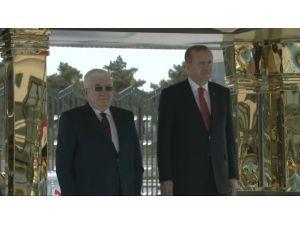 Irak Cumhurbaşkanı Türkiye'de