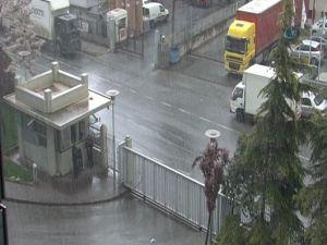 İstanbul'da Dolu Sürpizi