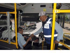 Engelli Yolcuyu Almayan Otobüs Sürücüsüne Ceza