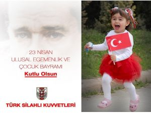 Mehmetçik'ten Miniklere Özel