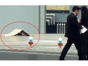 Başbakan'ın Ofisinin Çatısında Bulundu