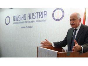 Viyana Büyükelçisi Göğüş Çağrının Ardından Türkiye'de
