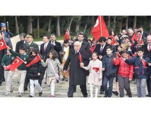 Başkent'te 23 Nisan Coşkusu Başladı