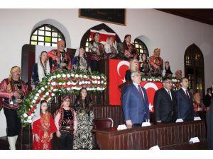 1. Mecliste Anma Töreni Düzenlendi