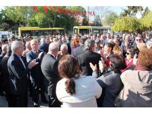 Törene Katılmayan Valiye Protesto