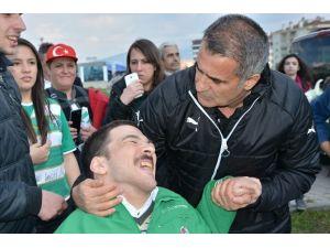 Bursaspor, Engelli Çocuklarla Buluştu