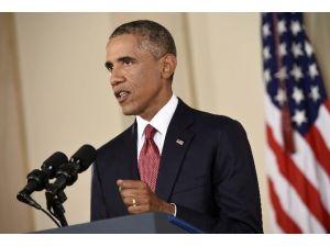 Obama 'Büyük Felaket' Dedi