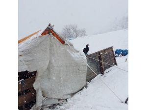 Yaylacılar Kar Mağduru