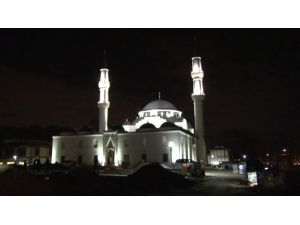 Abd'li Müslümanlar Regaip Kandilini Kutladı