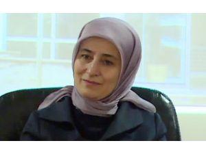 Sare Davutoğlu: ''İhmale Gelmeyecek Meselelerden Birisi''