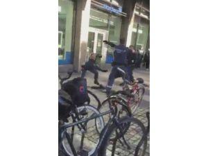Türk Genci Polis Şiddetini Kaydetti