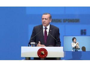 Erdoğan'dan Ab'ye: Bize Akıl Verme