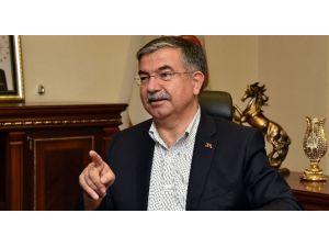 """""""Bu Seçim Türkiye'nin İnşasında Köşe Taşı Durumundadır"""""""