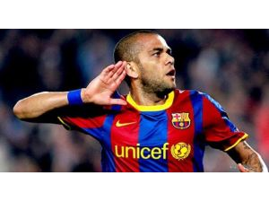 Alves'ten Geri Vites