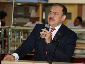 Bakan Eroğlu: O Tarihe Kadar Su Sorunu Olmayacak
