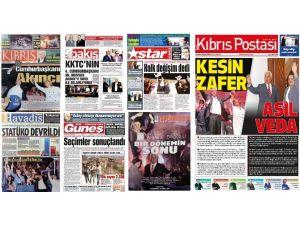 Gazeteler Cumhurbaşkanlığı Seçimini Böyle Gördü
