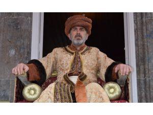 Kanuni Sultan Süleyman Anıldı