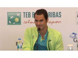 Federer Çok Şaşırdı !