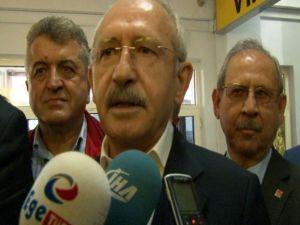 Kılıçdaroğlu Tahliye Krizini Yorumladı
