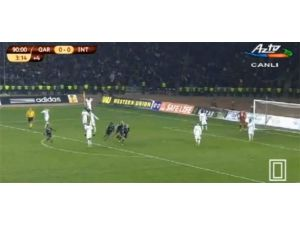 Inter Maçında İptal Edilen Gol Cas'a Gidiyor
