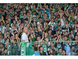 Bursa'da Volkan'a Şok Tepki