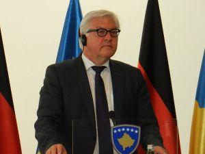 Almanya'dan Kosava'ya Sabırlı Olun Mesajı