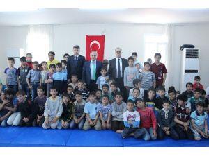 3 Bin Mülteci Sporla Tanıştı