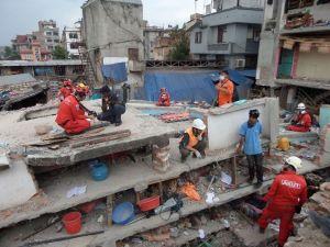 Akut Nepal'de Çalışmalarını Hızlandırdı