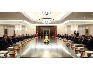 Kritik Mgk Toplantısı Başladı