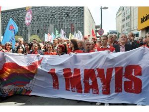 Disk: 1 Mayıs'ta Taksim'deyiz