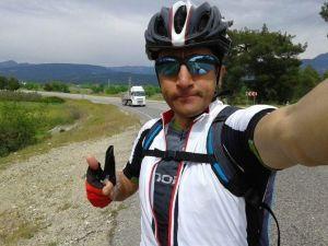 5.5 Günde Bisikletle 1300 Kilometre