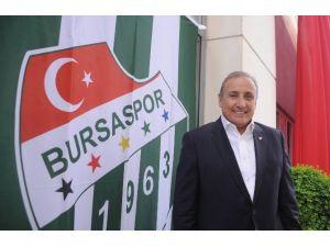 Bursaspor'un Başkan Adayı G.saraylı Mı ?