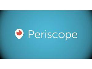 Günümüzün Son Çılgınlığı: Periscope
