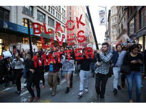 Baltimore Gösterileri New York'a Da Sıçradı