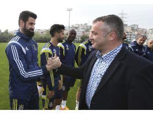 Kahraman Şoförden Fenerbahçe'ye Ziyaret