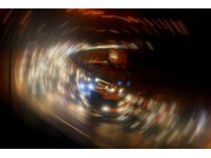 Taksim'de Kapanan Yollar Yeniden Trafiğe Açıldı