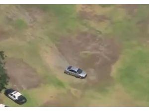 Nefes Kesen Kovalamacada Polise Büyük Şok