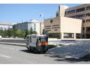 Erdoğan Büyükşehir Belediyesini Ziyaret Edecek Mi?