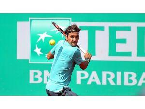 Federer Final İçin Korta Çıkıyor