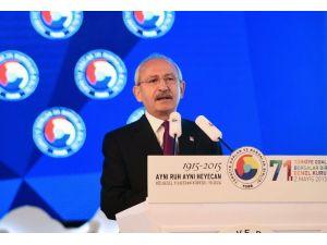 Davutoğlu'na Seçim Bildirgemizi Göndereceğim