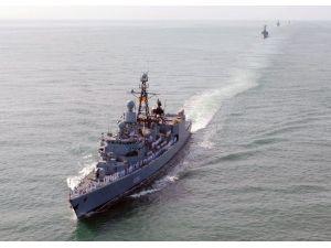 Alman Gemileri Akdeniz'e Gidiyor