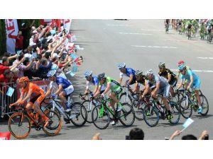 Cumhurbaşkanlığı Bisiklet Turu'nda Bir İlk