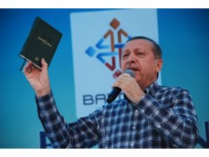 Erdoğan'dan Hdp'ye Eleştiri Yağmuru